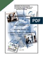 Guia y Modulo de Autoinstruccion - Gestion Empresarial Turistica - 10º - Version Final