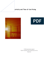 Electricity and Time of Use Pricing Nov 2015  profundisacion