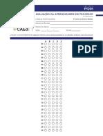AAP - Língua Portuguesa - 3ª série do Ensino Médio