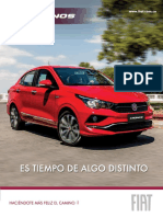 FICHA TECNICA Cronos FIAT LOS COCHES (1)