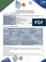 Guía Para El Desarrollo Del Componente Práctico Virtual 301203