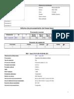 Informe de procesamiento de líneas base1