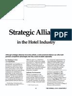 Strategic Alliances in Hotel Industry - Cornell - Cópia.pdf