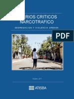 BARRIOS CRITICOS NARCOTRAFICO S E G R E G A C I O N Y V I O L E N C I A U R B A N A.pdf