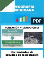 Demografía dominicana