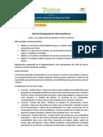 Buena Práctica- Red de Ecologizadores Metropolitanos