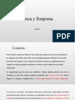 2_Etica - Empresa