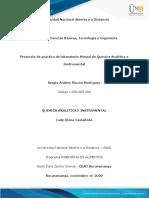 Anexo - Formato Informes