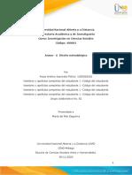 Anexo 6 - Diseño metodológico Grupo 82
