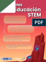 Roles educacion STEM