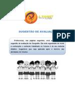 SUGESTÃO DE PROVA - Geografia 5-4