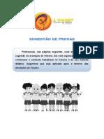 SUGESTÃO DE PROVA - História 5-3