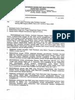 3. Surat Sekjend No. 2755 tgl. 25 Juni 2020