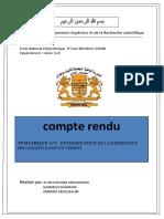 TP MATRIAUX RESISTANCE MEC CIMENT