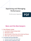 Sn 17 Appraising and Managing Performance