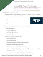 Competitive Exams_ Economics MCQs (Practice_Test 116 of 122)- Examrace