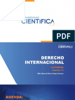 DERECHO  INTERNACIONAL - SESION 12 (1)