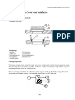 4.Seal Assembly Guideline