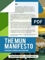 model_un_manifesto