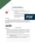 Samuel B Canceran BSAF-2A Module 1 Lesson 3 Final