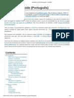 Installation Guide (Português) - ArchWiki