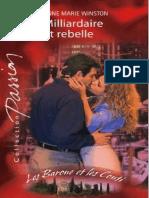 Harlequin - Milliardaire et rebelle.pdf