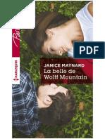 Harlequin - La belle de Wolff Mountain.pdf
