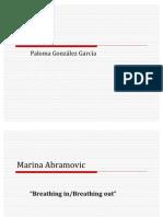 Paloma González garcía