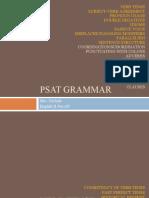 1st Six Weeks PSAT Grammar.ppt