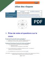 [Notes de cours MOOC GdP] Gestion des risques [site web].pdf