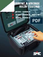 Catalog PTE-100-C