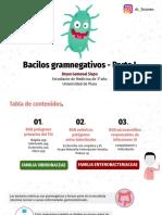 BACILO GRAM -