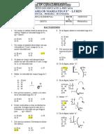 6TO PRIMARIA - FÍSICA - MVCL (REPASO)