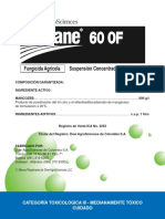 DITHANE 60 OF