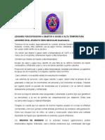 LESIONES POR EXPOSICIÓN A OBJETOS O GASES A ALTA TEMPERATURA (1).docx