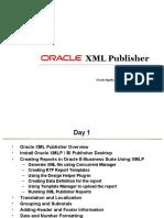Oracle XML Publisher