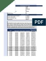 Lyons Document Storage Corporation Bond Accounting