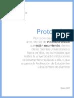 SF, Protocolo de actuación contra el acoso sexual U. Malaga.pdf