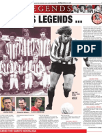 Saints Legends 5