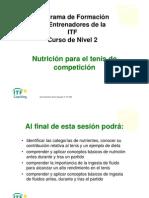 Manual de alimentación y nutrición