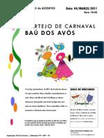 Cortejo Carnavalesco Baú dos Avós