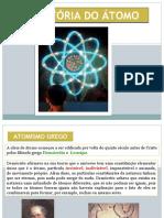 1- A História do átomo