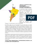 VENTAJAS Y DESVENTAJAS DEL EXPANSIONISMO NORTEAMERICANO EN LAS NACIONES LATINOAMERICANAS