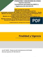2. ASPECTOS GENERALES DE LA LEY DE CONTRATACIONES Y ADQUISICIONES DEL ESTADO