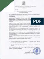 Reglamento de proceso electoral