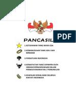 Teks Upacara UUD 45 Pancasila Do'a