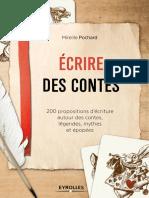 Ecrire Des Contes - Pochard, Mireille