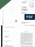 Bergson, Henri - La risa. Ensayo sobre la significacion de lo comico.pdf