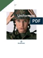 Uniformen. Bundeswehr