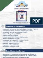 FCAP/UPE Semana Universitária 2020